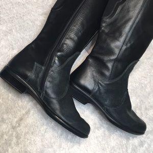 NAOT tall boot black EU 40